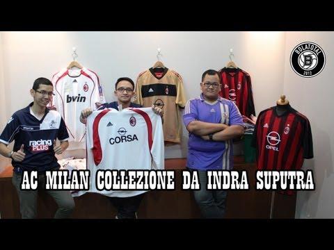 AC Milan Collezione da Indra Suputra Product Review