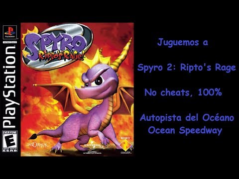 Spyro 2: Ripto's Rage! Autopista del Océano (Ocean Speedway)