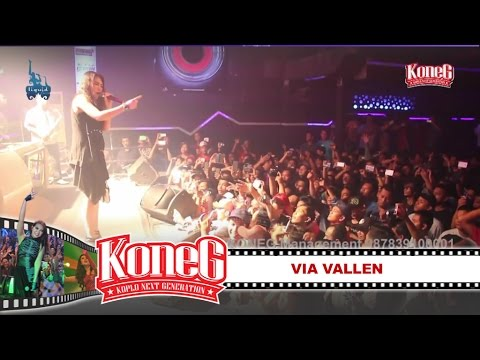 KONEG LIQUID feat VIA VALLEN - SAYANG [3rd LIVE CONCERT - Liquid Cafe] [Dangdut Koplo]