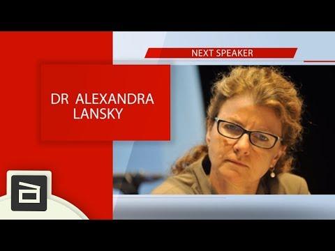 Dr. Alexandra Lansky at CSICON 2015 | Speaker Introduction | Amplify