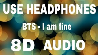 Download Lagu #BTS #ImFine #방탄소년단 BTS (방탄소년단) - I'm Fine ( 8D REMAKE ) use headphones mp3