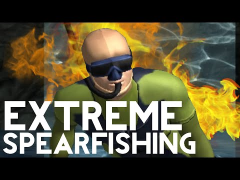 EXTREME SPEARFISHING