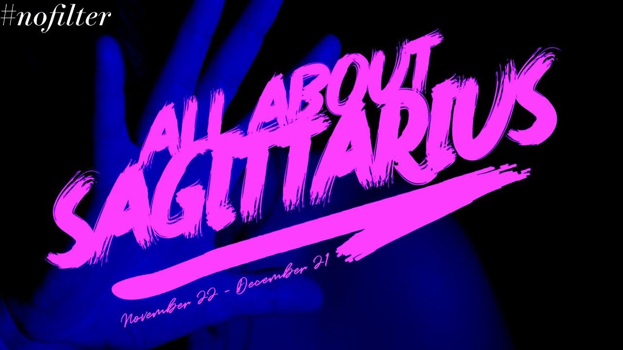 ALL ABOUT SAGITTARIUS #sagittariusseason♐