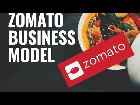 Zomato Business Model  How Zomato earns Money  YouTube