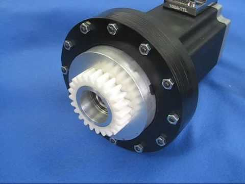 Hypocyclic Gearbox For Stepper Motor Youtube