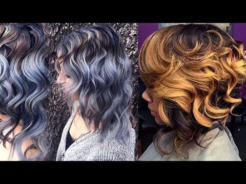 TRENDING CURLY & WAVY HAIRSTYLES ★ CURLY HAIRCUT STYLES WOMEN