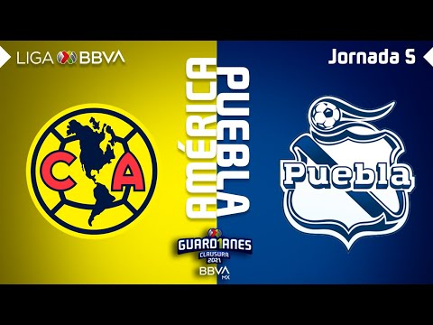 Club America Puebla Goals And Highlights