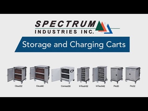 Spectrum Industries Carts for iPad, Chromebook, Laptop and Tablet