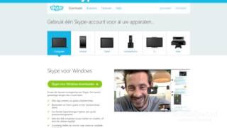 Hoe Download ik Skype?