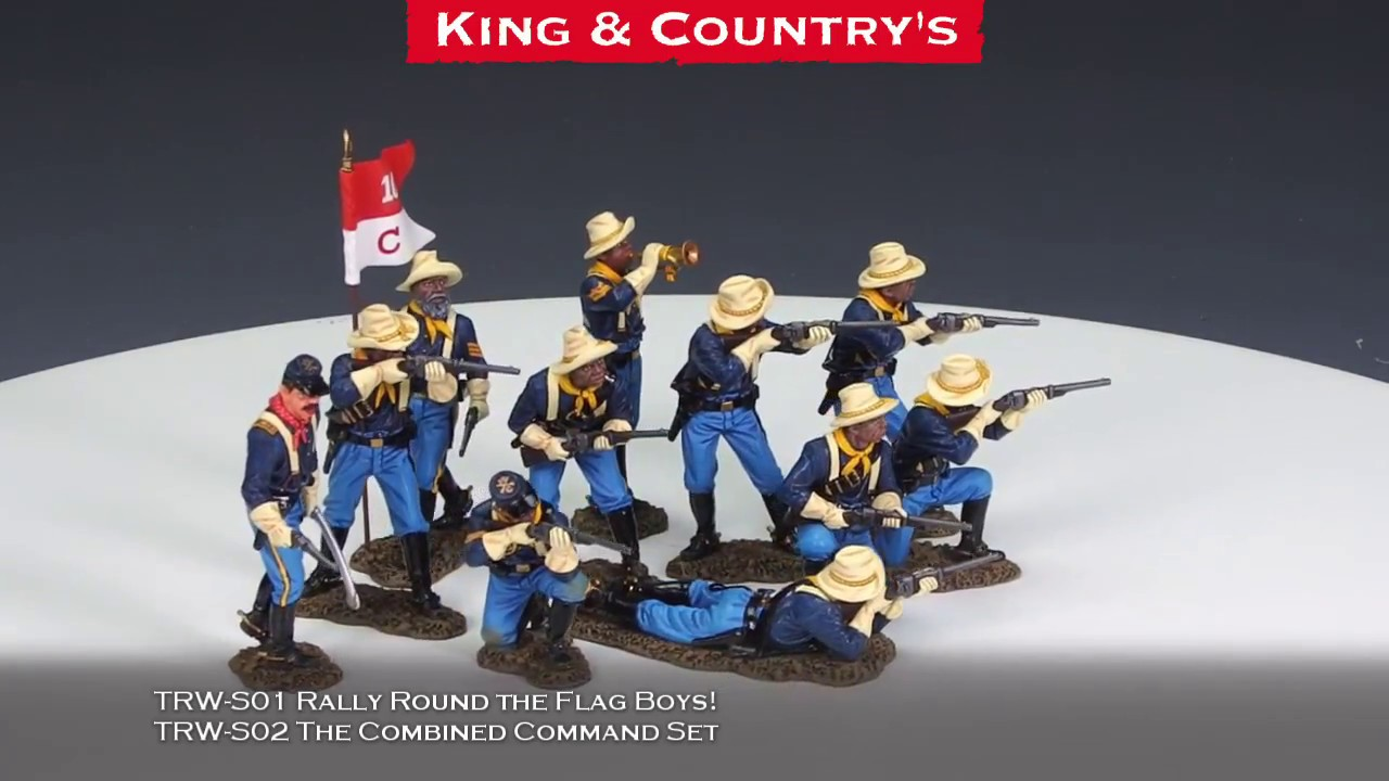 Toy Soldier S01