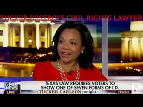 INSANE!!!! TUCKER CARLSON GIVES LIBERAL CIVIL RIGHTS ATTORNEY A DOSE OF THE TRUTH