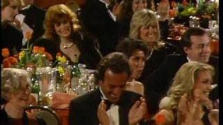Shirley Maclaine Wins Best Actress Motion Picture Drama - Golden Globes 1984