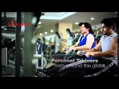Gold Spa and Fitness Club- Mall of Lahore.flv