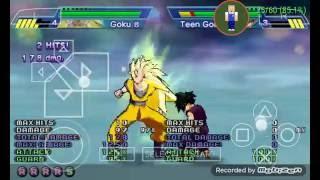 Dragon Ball Shin budokai - golpes especiais do goku