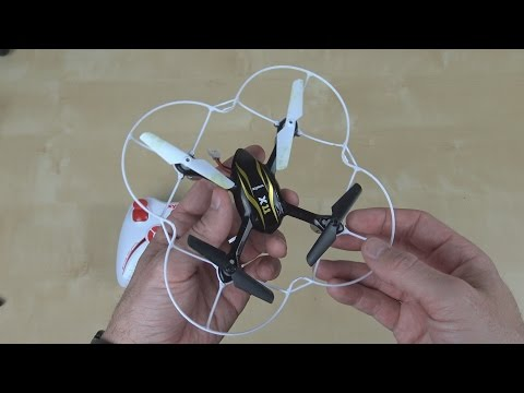 Syma X11 Quadcopter Review