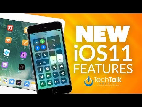 New to iOS 11 for iPhone & iPad FULL CLASS!!!