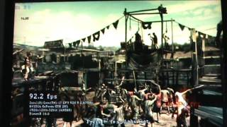 Resident Evil 5 Benchmark! Totaly Smashed! By Crystal Skull!