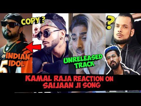 kamal-raja-reply-to-badshah-and-honey-singh- -mc-stan-unreleased-song- -ikka-and-guru-randhawa