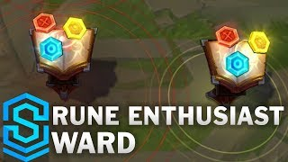 Rune Enthusiast Ward Skin