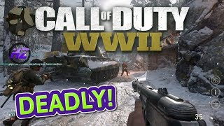 COD WW2 MULTIPLAYER PC Gameplay [Call of Duty World War 2 PC]