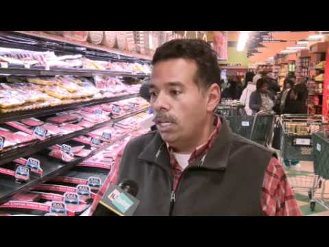 New Food Depot an Oasis in Newark Food Desert