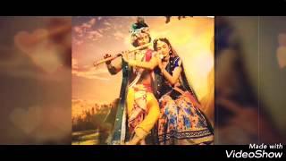 Krishn Ke Har Rom Main Hai Radhika Pyari Full Theme song ❤️ Radha Krishna love ❤️