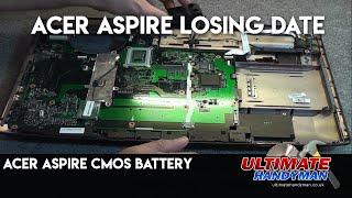 видео Аккумулятор Acer Aspire 5100