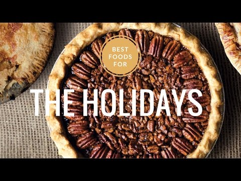 10 Best Foods for a Healthy Holiday