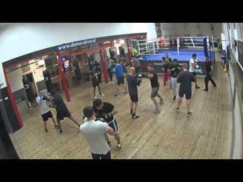 training 13 okt groep 2