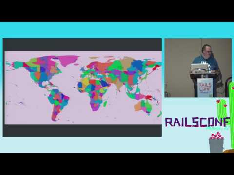 RailsConf 2017: A Survey of Surprisingly Difficult Things by Alex Boster