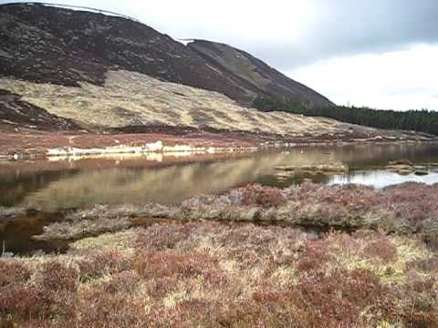 Loch Muick. Balmoral Estate, Scottish Highlands.