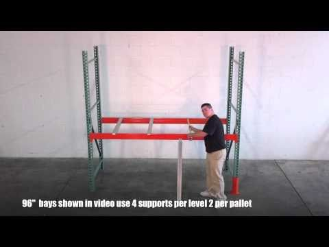 How to Order Pallet Rack Safety Bars