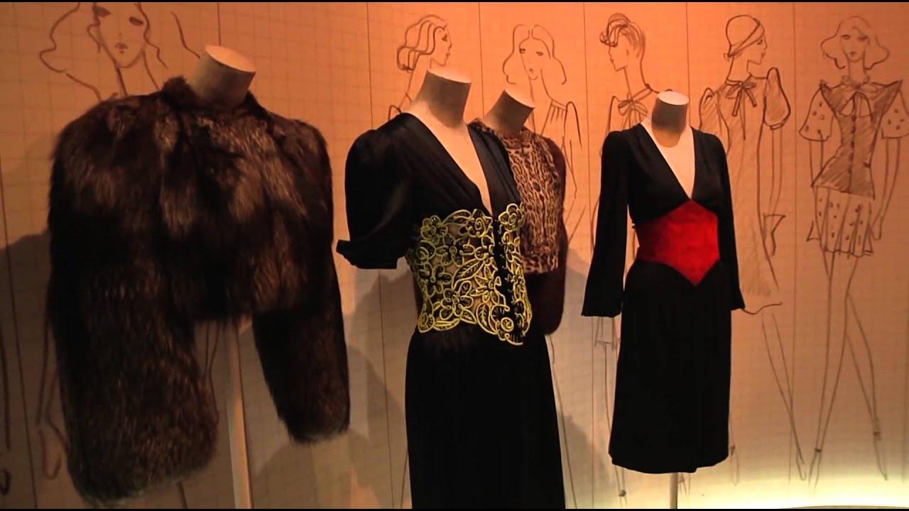 272dbc7fce5 Exposition Yves Saint Laurent 1971 - La Collection du Scandale - YouTube