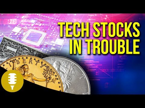 Fear In Equities Markets As Tech Stocks Tumble | Golden Rule Radio