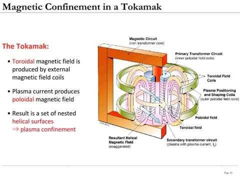 Fusion Plasma and Tokamak