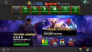 marvel:contest of champions - multiple/killmonger grind - rank reward
