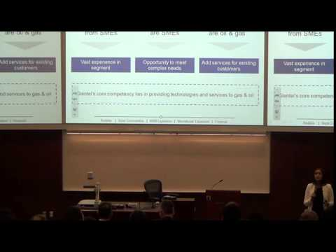 Sauder Summit 2015: QUT Business School