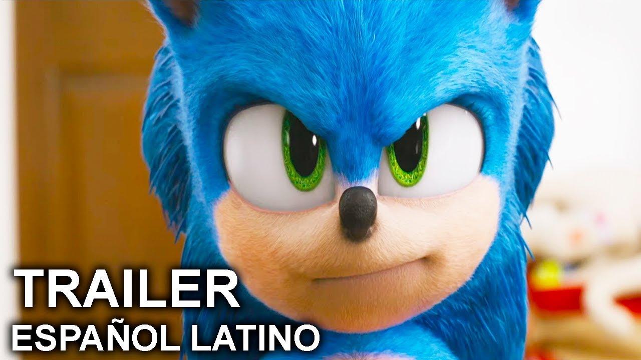 Sonic La Película Trailer 2 Español Latino 2020 Youtube