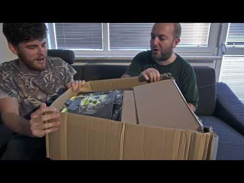 Bonus: Unboxing čehosi