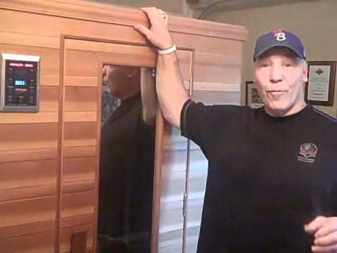 health mate sauna youtube