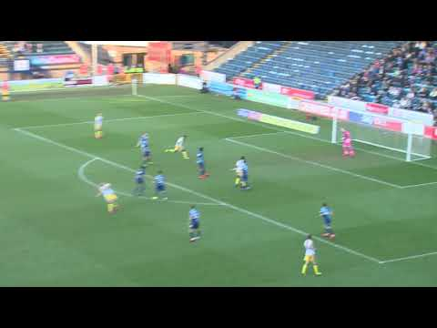 Highlights: Wycombe 0-1 Gillingham