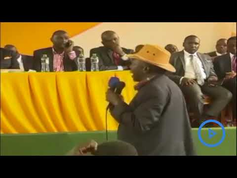 Senate Ad hoc Committee on Maize and Agriculture Committee public hearing on Maize issues in Eldoret