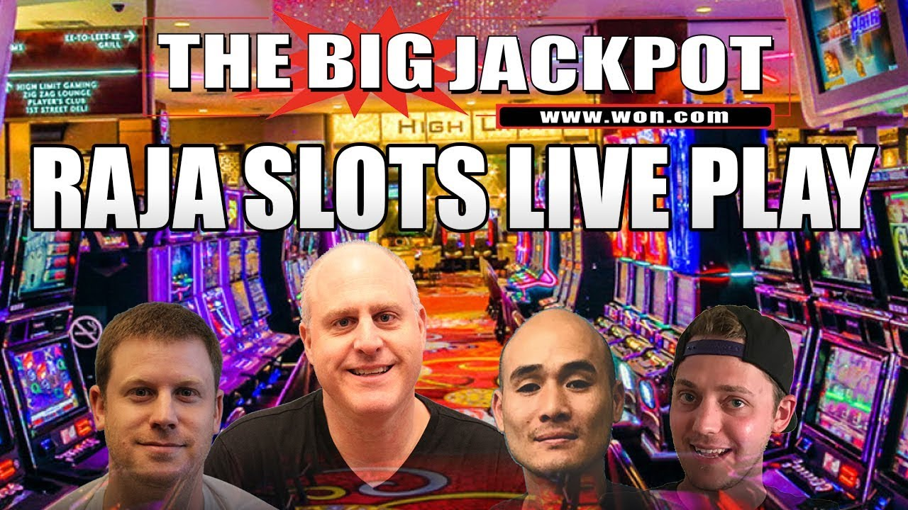 BIG BOOMS INCOMING! 💣 Raja Slots LIVE PLAY from the Lodge