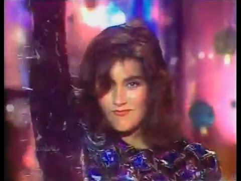 Laura Branigan - Self Control and The Lucky One - Champs-Élysées (1984)