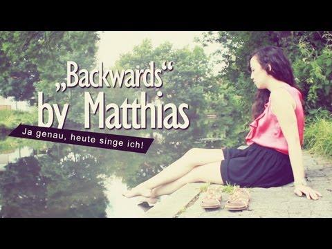 """Backwards"" by Matthias | Cover Contest | MatthiasIAm"