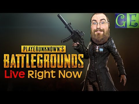 PUBG Battlegrounds Vikendi New Map Online PC Gaming Adult Live Stream Right Now