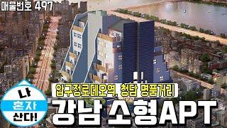 [청담동아파트] 압구정로데오역 역세권+청담동 명품거리 …