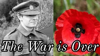 What Wearing the Poppy for Four Years has Taught Me