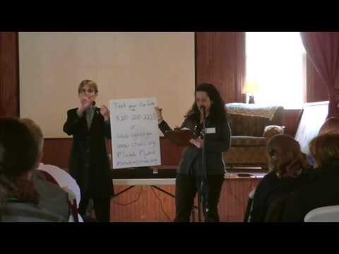 Activism Teach-In: Michele Mudrick