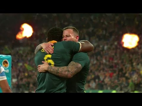 South Africa vs Argentina - Rugby Championship Wrap